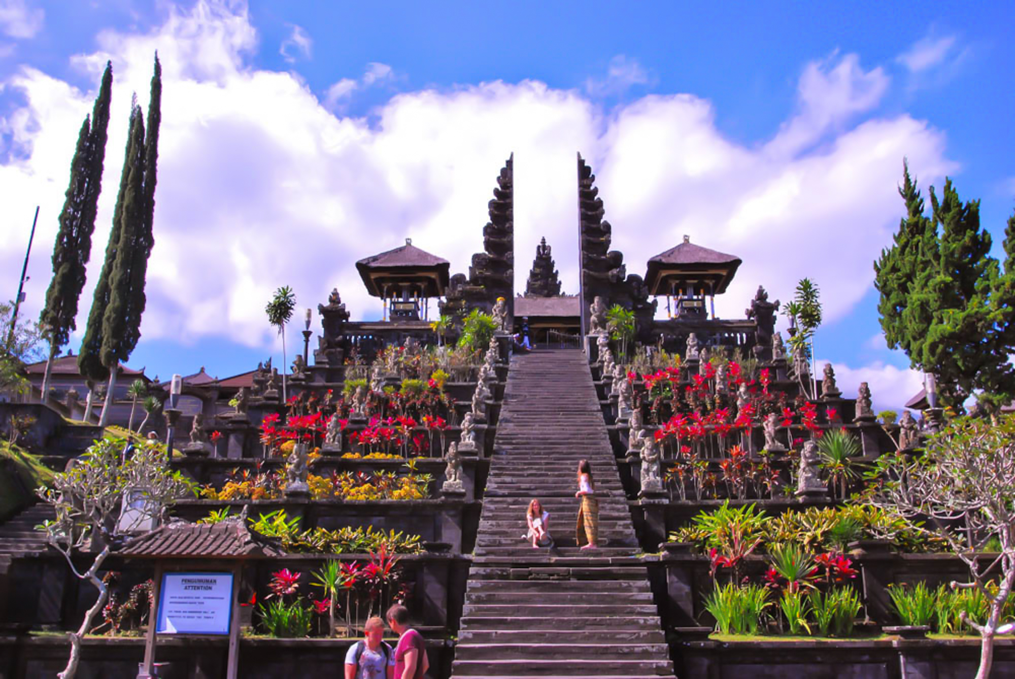 Hasil gambar untuk Pura Besakih Temple
