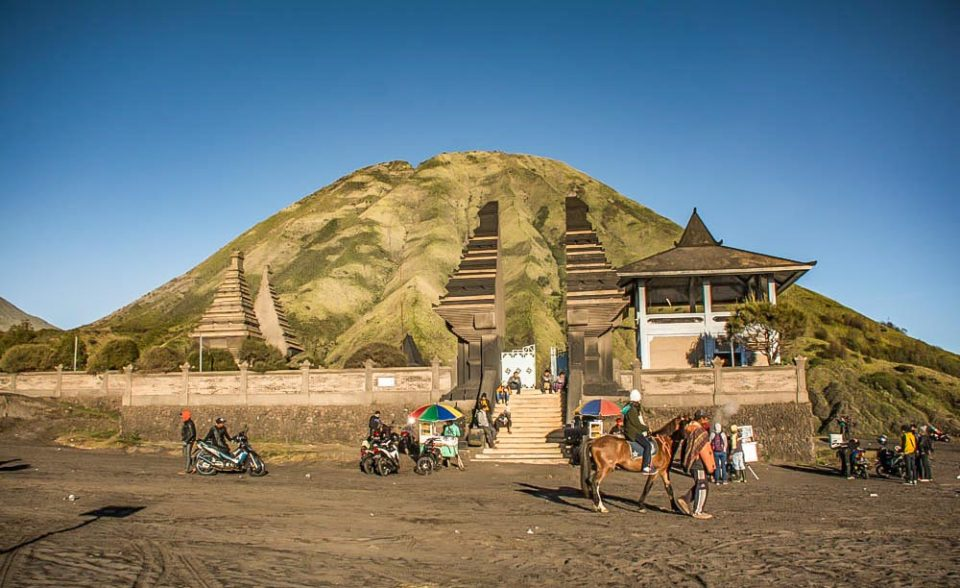 Pura Luhur Poten - 19th Century temple dedicated to Lord Brahma