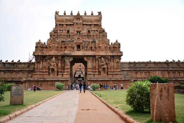 Rajarajagopuram