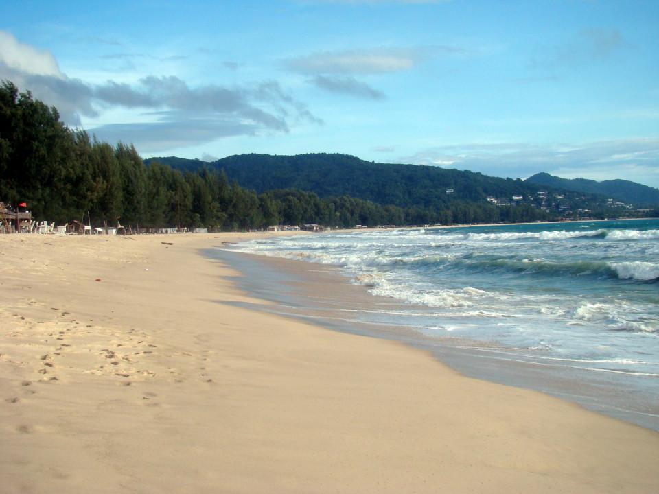 Laguna Beach, Phuket, Thailand