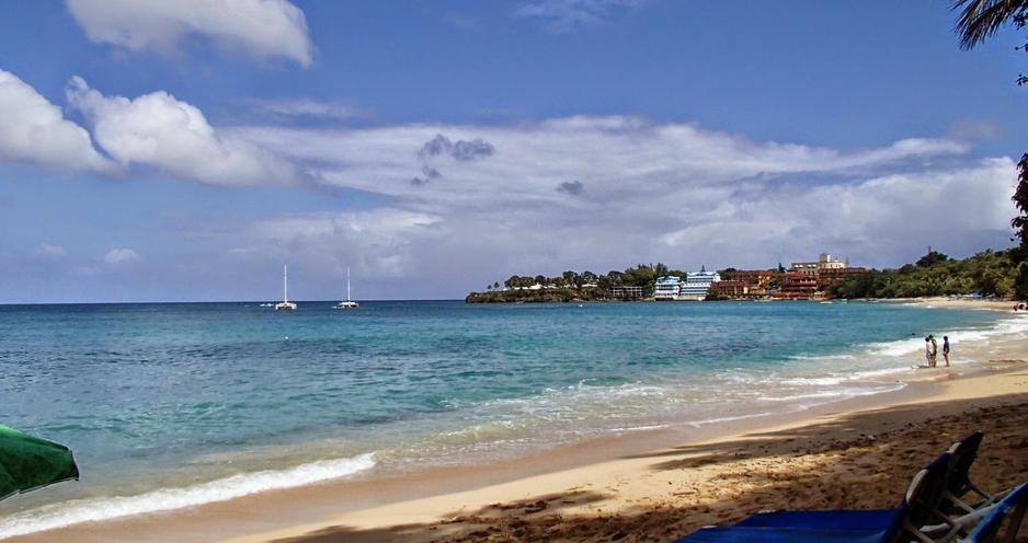 Sosua Beach - Reef for Snorkeling is about 600 feet(200 mts) from the beac