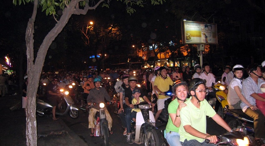 Couples and Families in Saigon