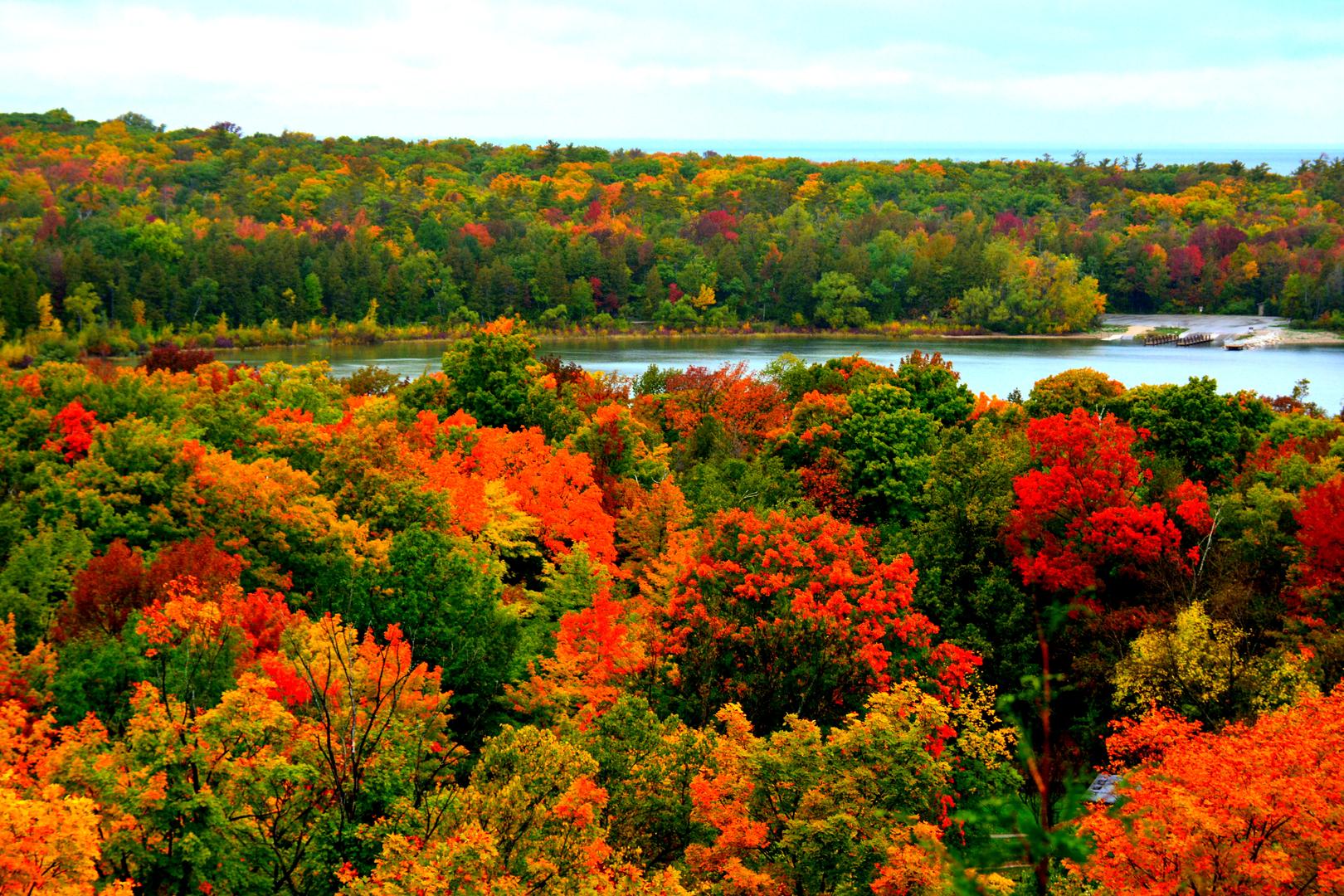 Fall Colors Around USA | Randomvoyager
