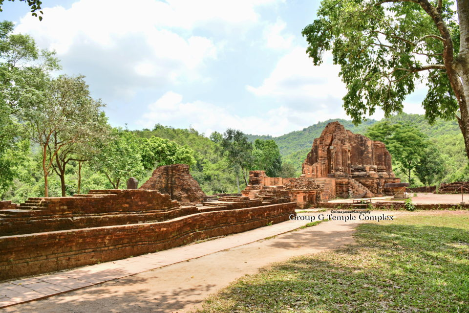 Group G temple Complex