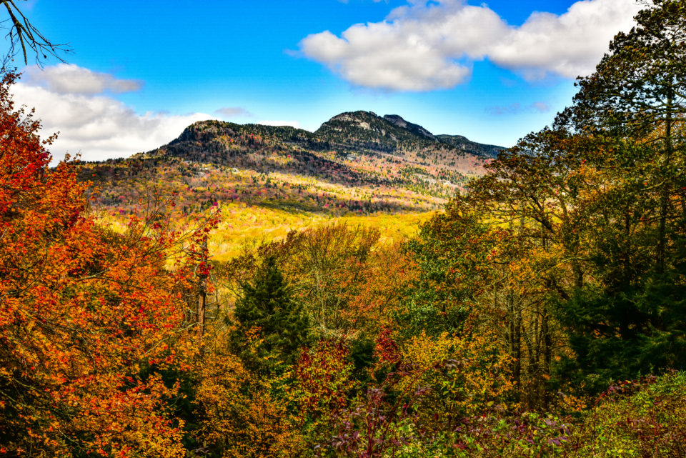 Grand Father Mountains, Blue Ridge Parkway, North Carolina