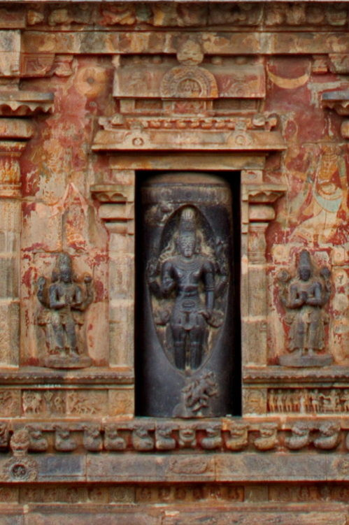 Lingodbhava - Shiva rising from the lLingam